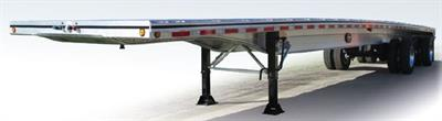 Road Warrior - Flatbed Trailers
