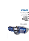 Model L 200 - Locator Receiver- Brochure
