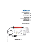 Model SM 500 - Suspended Particulate Analyzer- Brochure