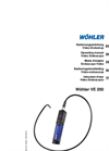 Model VE 200 - Video Endoscope- Brochure
