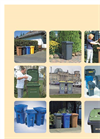 2-wheel Containers / GMT Bins - Brochure