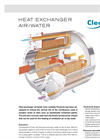 VLV Air/Water Heat Exchanger Brochure