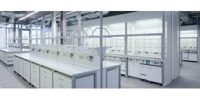 System DELTA 30 - Laboratory Fume Cupboards