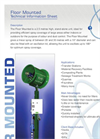 Floor Mounted Odour & Dust Suppression Unit Brochure