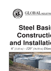 Steel Basins Construction and Installation Manual