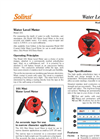 Model 101 Water level Meter Brochure