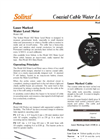 Model 102 Laser Marked Coaxial Cable Level Meter Brochure