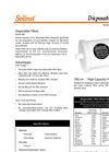 Model 860 Disposable In-Line Filters Brochure