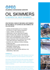 OPEC - E-Series - Industrial Oil Skimmer - Brochure