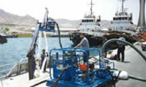 OPEC - Model OM-Series - Inshore Emergency Oil Skimmer
