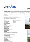 UFO Biogas Open Combustion Flare Brochure