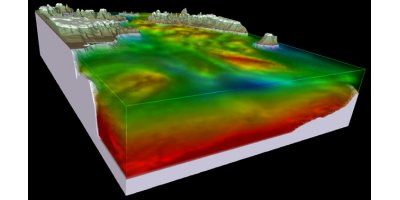Data analysis and visualization tools for ocean and lake sciences