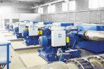 Air Blowers Designed for Medium-Size Sewage Treatment Plants