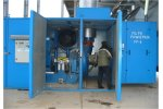 Air Blowers Designed for Big Sewage Treatment Plants