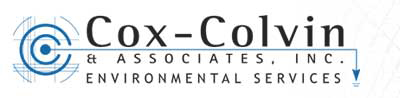 Cox-Colvin & Associates, Inc. Environmental Services