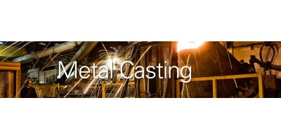 Odor control for metal casting - Metal
