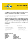 Ecosorb - Model 303A - Concentrated Liquid Additive for Odor Control Technical Datasheet