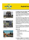 Asphalt Industry Brochure