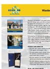 Wastewater Applicatons Brochure