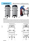 Filtering Unit — DRAGON VAC Brochure