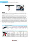 Rail Exhaust Extraction System — KOS-L, OBP/P Brochure