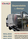 Model MAL300 - Aluminum Skid Mounted Vacuum Units Brochure