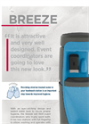 Breeze - Hand Sanitation Stations Brochure