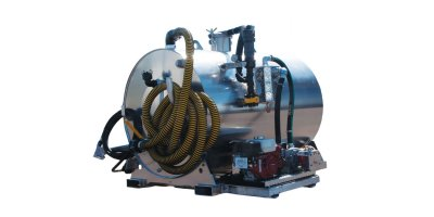 Model MAL300 - Aluminum Skid Mounted Vacuum Units