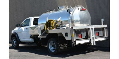 Model MAL 2150 - Vacuum Trucks & Trailers-Aluminum MAL Series