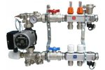 Subheat - Model 2 - Port Manifold With Uk Mixing Kit
