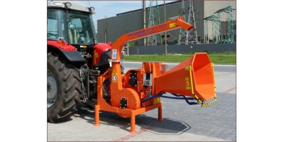 Model Skorpion 280 RB Series - Mobile Drum Chipper