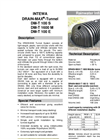 DRAIN MAX - Tunnel System - Brochure