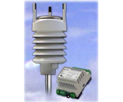 PLC Weather Station Adds Stand-Alone Monitoring