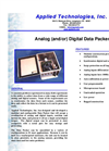 DataPacker - Data Collection and Data Synchronization Device Brochure