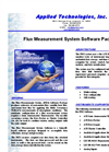 FluxSoft - Flux Measurement System (FMS) Software Package Brochure