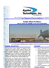 ATI - Radar Wind Profiler (RWP) Brochure