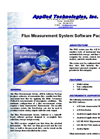 FluxSoft - Flux Measurement System (FMS) Software Package - Brochure