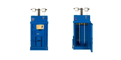 Abba  - Model 40 - Vertical Baler