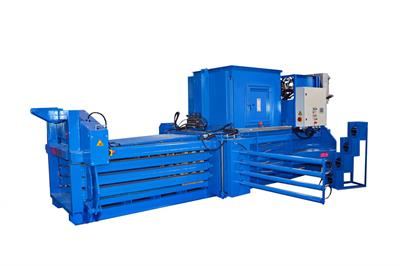 Fully Automatic Horizontal Channel Baling Presses System-4