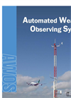 AWOS - Automated Weather Observation System International – Brochure