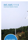 MicroStep-MIS - AMS 111 - Automatic Weather Station Brochure