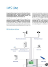 MicroStep-MIS - LITE Series - Integrated Meteorological System Brochure