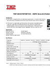HDPE - Textured Geocell – Brochure