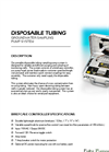 Disposable Tubing Groundwater Sampling Pump System Brochure