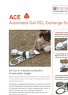 ACE Automated Soil CO2 Exchange System Brochure