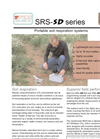 Model SRS-SD1000 - Portable Soil Respiration Systems Datasheet