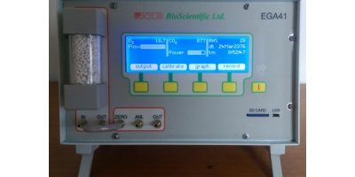 ADC BioScientific - Model EGA41 - Bench Top CO2, H2O & O2 Analyser