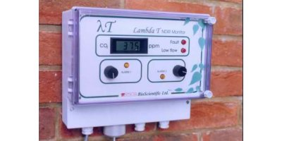 ADC - Model Lambda T - CO2 Gas Monitor and Controller