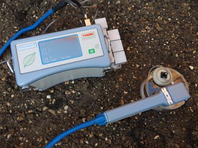 ADC - Model SRS2000 T - Intelligent Soil Respiration System