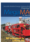 MegaMACS - Cutting Edge Mobile Sludge Removal and Processing System Brochure